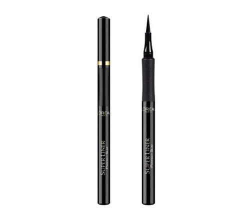 Eyeliner Loreal loreal liner slim czarny eyeliner