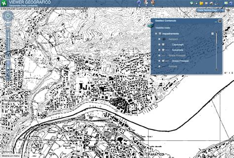 regionale europea on line cartografia tecnica on line in italia e europa