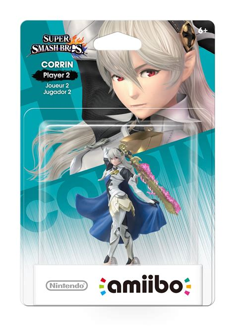 Amiibo Cloud Vii Smash Bros Series amiibo several new figures announced corrin bayonetta cloud series and dated