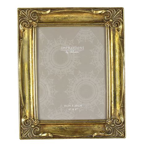 vintage shabby chic picture frames ornate antique vintage deco style photo frame picture
