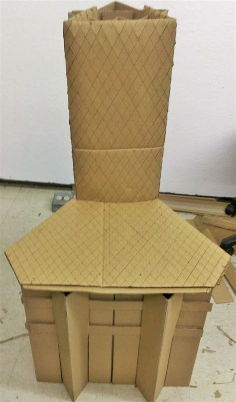cardboard couch some great ideas to recycled cardboard furniture