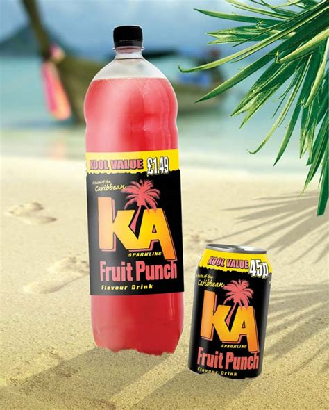 ka fruit punch another knockout flavour from ka ka fruit punch the