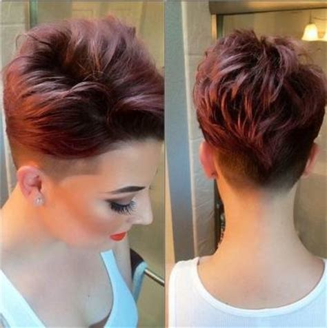 hairstyles 2015 shorter or sides and longer in back fryzury na wiosnę 2016 trendy modne fryzury 2016