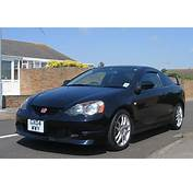 2004 JDM Honda Integra DC5 Type R Nighthawk Black  Superb