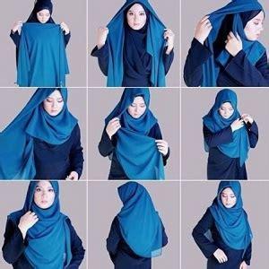tutorial hijab segi empat dua lapis tutorial hijab syar i segi empat simple dan kekinian