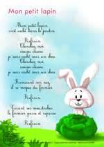monde des petits mon lapin