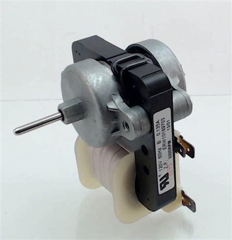 evaporator fan motor location w10189703 refrigerator evaporator motor for whirlpool