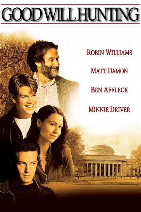 film it is good film good will hunting chad s media reviews