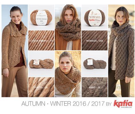 revista de tejido otoo invierno 2016 10 tendencias de moda oto 241 o invierno 2016 2017