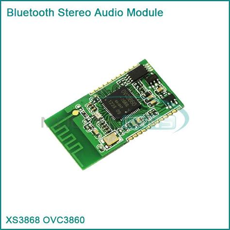 Audio Bluetooth Module Ovc3860 Xs3868 Berkualitas aliexpress buy new xs3868 bluetooth stereo audio
