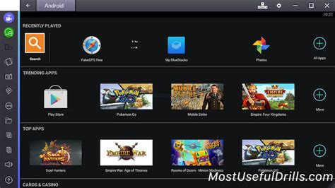 bluestacks just a sec download clash of clans for pc windows 10 7 8 8 1 laptop