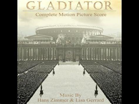 gladiator film score barbarian horde gladiator soundtrack barbarian horde film version youtube