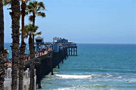 oceanside pits oceanside pier visit oceanside