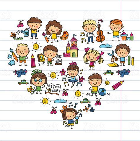 imagenes infantiles jardin de infantes ilustraci 243 n de jard 237 n de infantes escuela educaci 243 n