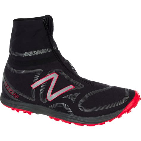 winter running shoes new balance mt110 winter trail running shoe s