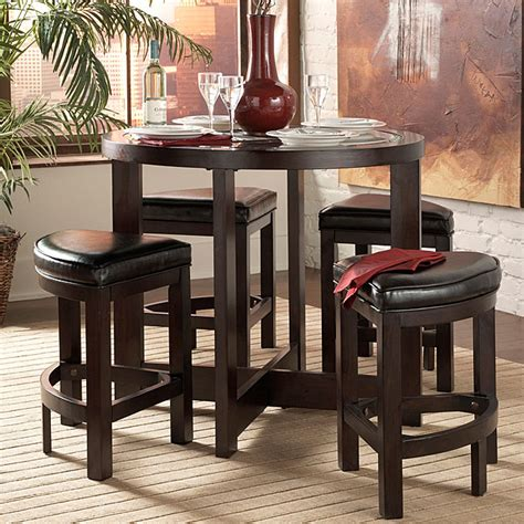 marvelous small kitchen dining sets  bar height kitchen