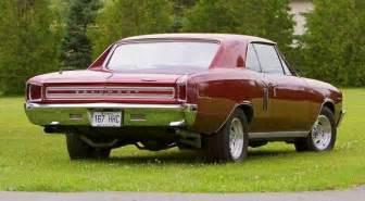 1967 Pontiac Beaumont 1967 Pontiac Beaumont Sport Deluxe Days