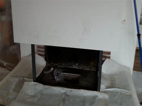 Cheminee Ch by Ersatz Warmluft Chemin 233 E Biofire Cheminee Ch
