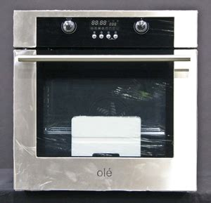 ole cm stainless steel electric oven model aae
