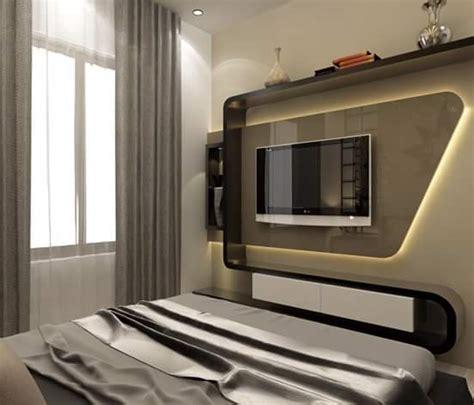 bedroom tv unit   Kumar Interior   Home Solution