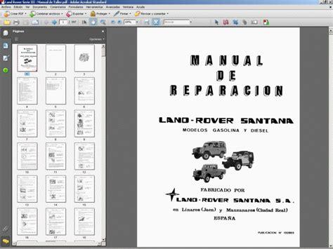 manual de spss 20 land rover serie iii manual de taller