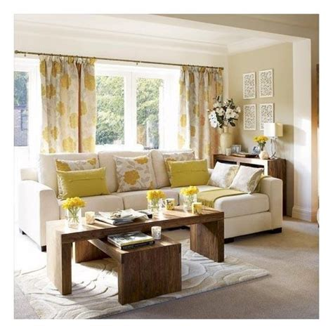 yellow and brown living room pinterest the world s catalog of ideas