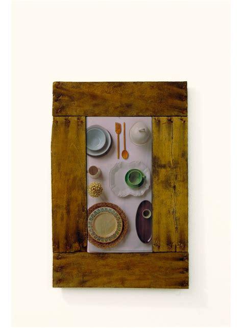 cornici per fotografie cornice piatta in legno di riciclo per fotografie
