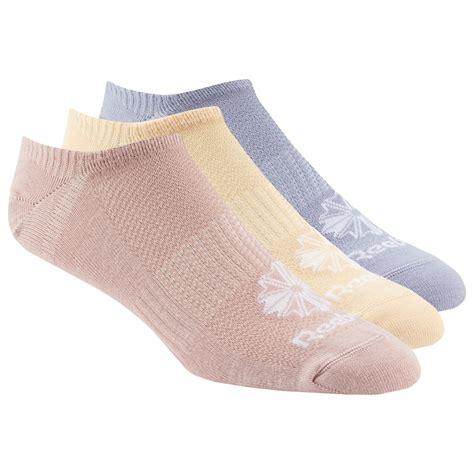 invisible cities vintage classics reebok classic footwear invisible sock 3pack purple reebok australia