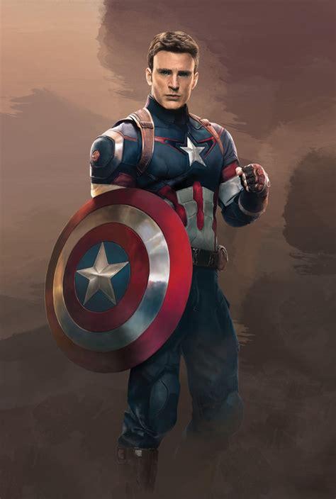 wallpaper captain america age of ultron captain america in age of ultron by denkata5698 on deviantart