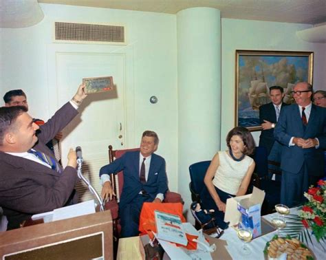 house party porn jfk jackie kennedy at president s surprise 46th birthday party white house mess