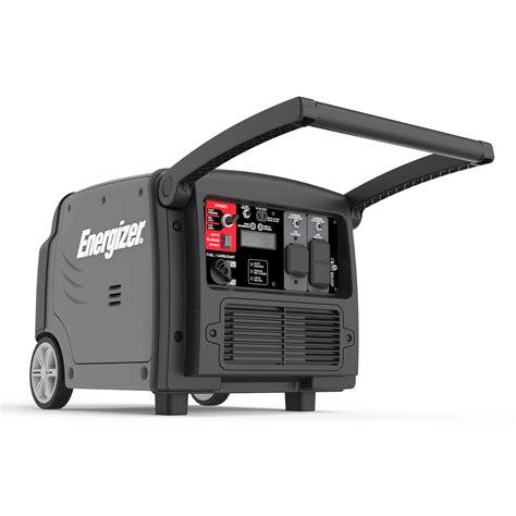 energizer ezv3200 3200 watt portable gas powered inverter