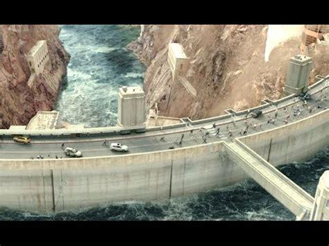 earthquake movie 2016 san andreas movie clip hoover dam earthquake 2015