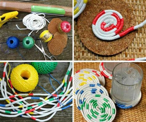 home decorations diy 34 wonderful diy house decor tips with rope decor advisor