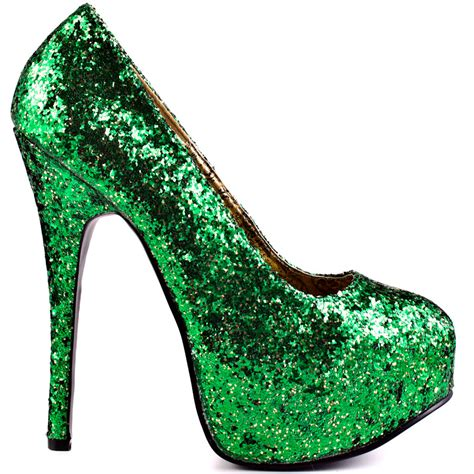 green shoes for high heels www imgkid the
