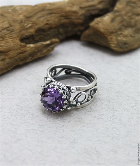 Handmade Engagement Rings by Antique Engagement Rings For Rings For Amethyst