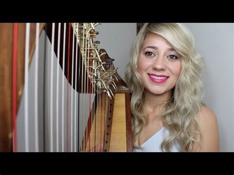 ed sheeran perfect harp perfect ed sheeran harp cover youtube