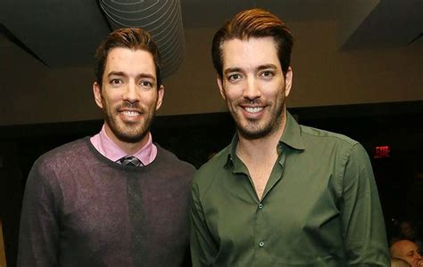 drew and jonathan the property brothers jonathan drew scott 5 fast facts heavy com