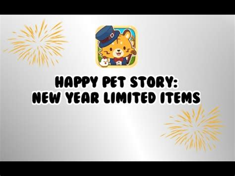 themes happy pet story happy pet story new year limited items countdown theme