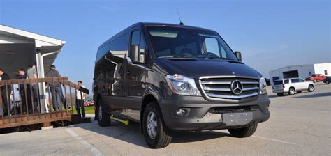 New 2014 Mercedes by New 2014 Mercedes Sprinter Vans In Real 2015 4x4