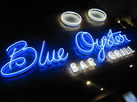 blue oyster bar blue oyster bar and grill ho chi minh city restaurant