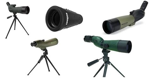 looking for the best spotting scope look no further