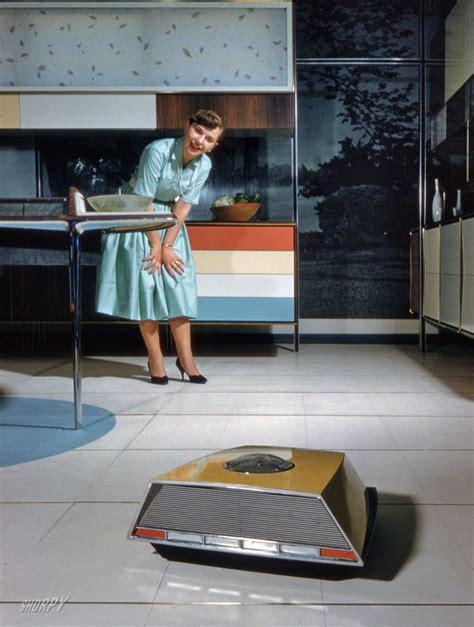 Kitchen Floor Robot 1957 Heck And Robot Floor Cleaner Donald G
