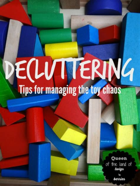 11 de cluttering tricks that make life so much easier a well shelf ideas and craft paint decluttering tips and tricks queen of the land of twigs