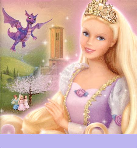 film barbie rapunzel rapunzel barbie movies photo 418777 fanpop