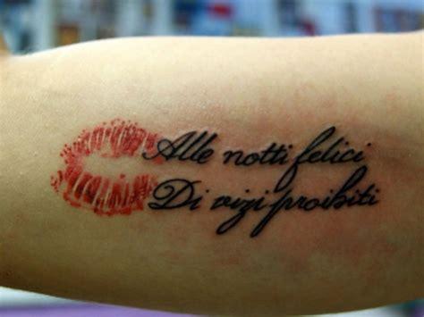 34 mod 232 les de tatouage phrase en italien tattoo egrafla