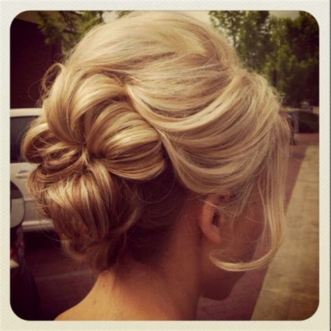 mother of the bride hairstyles partial updo cute updo socialbliss mother of bride hair pinterest