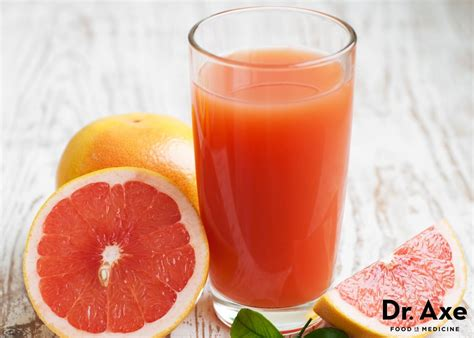 Dr Axe Detox Drink Reviews by Grapefruit Drink For Weight Loss