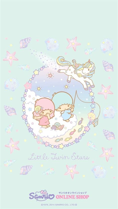 Little Twin Stars Wallpaper Iphone 5 Www Pixshark Com