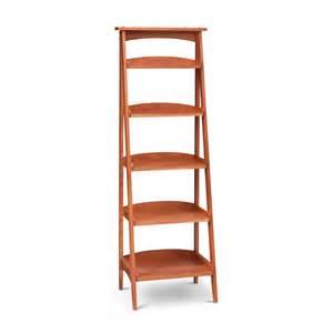 Artisan Custom Bookcases Chilton Furniture Ladder Bookshelf Chilton Furniture