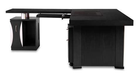 Modern Black Desk Modern Black Desk Best Home Design 2018